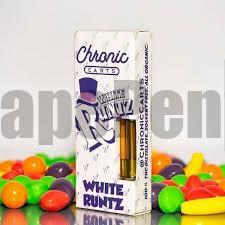 white runtz cartridge